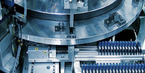 Machinery - Assembly lines and equipment for the electro engineering industry